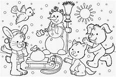 coloring pages winter coloring pages and clip free