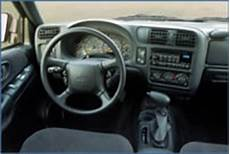 electric and cars manual 2002 chevrolet blazer interior lighting used 2002 chevy blazer review specs buying guide price quote
