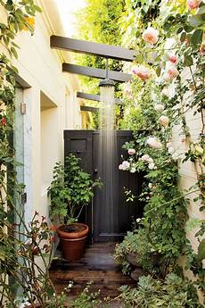 12 inspiring outdoor shower design ideas photos architectural digest
