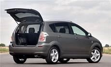 toyota corolla verso 2004 car review honest