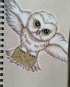 Ausmalbilder Eule Hedwig Coloring Pages For Everyone Harry Potter Malvorlage