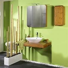 Waschplatz Gäste Wc - badezimmer 3 tlg bambus massiv seidenmatt badm 246 bel