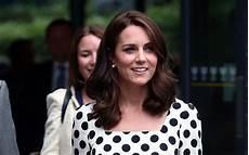 duchess of cambridge rocks a snappy new haircut at wimbledon