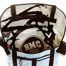 buy stylish monkey cyclist fashion bag in aqua blue