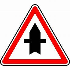 Panneau Type Routier Intersection 224 Caract 232 Re Prioritaire
