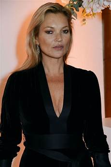 kate moss at british vogue one year anniversary in london