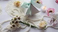 how to make easy cheap wedding favor diy ideas youtube