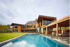 maison design bois cuisine villas and on maison design et moderne