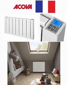 Radiateur Electrique Economique Acova Fluide Caloporteur