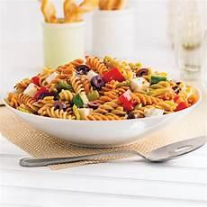 a litalienne salade de p 226 tes 224 l italienne recettes cuisine et