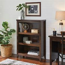 better homes and gardens office furniture better homes and gardens parker 3 shelf bookcase 421581