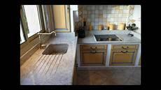 Plan De Travail Granit Avec Cuve