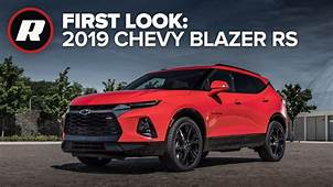 2019 Chevrolet Blazer Rs For Sale  Cars Review
