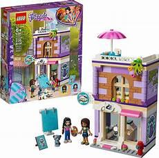 Malvorlagen Lego Friends House Lego Friends S Studio 41365 Building Kit 2019