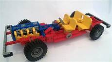 Lego Technic 853 956 Car Auto Chassis 1977