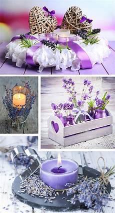 Hochzeitsdeko Lavendel Hochzeitsdeko Dekoration