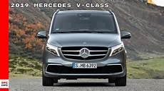 2019 Mercedes V Class