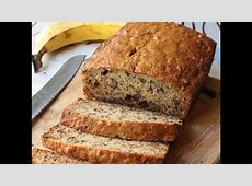 Chocolate Banana Bread image