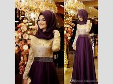 Arabic Wedding Dress Arabic Islamic Muslim Wedding Dresses
