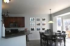 wand streichen grau gray kitchen wall paint color grey kitchen walls paint