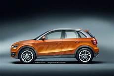 Audi Q1 Les Moteurs Lors De Sa Commercialisation En 2014