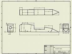 Co2 Car Designs Blueprints by Co2 Dragster Luke Fickenworth Engineering