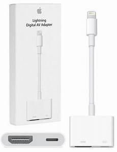 apple lightning digital av adapter hdmi iphone