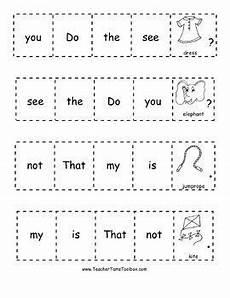 building sight words worksheets 21020 sight words worksheets sight word sentences kindergarten writing word sentences