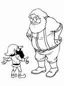 Christmas Sock Monkey Coloring Page  Free Printable
