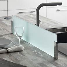 ecran anti projection cuisine cr 233 dence en verre satin 233 pour 238 lot de cuisine