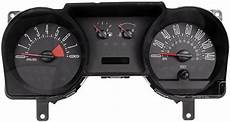car engine repair manual 2004 ford mustang instrument cluster 2006 2007 ford mustang instrument cluster repair 4 6l 4 gauge 140 mph 8000 rpm