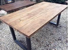 table basse bois massif brut bois brut recherche table diner diy table