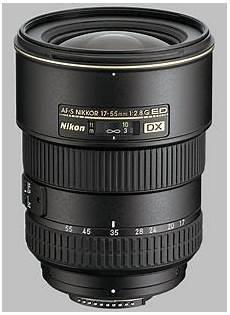 Nikon 17 55mm F nikon 17 55mm f 2 8g ed if dx af s nikkor review