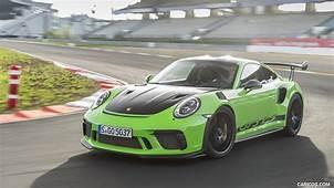 2019 Porsche 911 GT3 RS Weissach Package Color Lizard