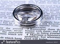 picture of wedding rings bible