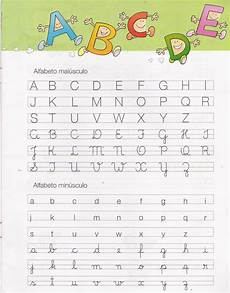 ensinar exige alegria atividade de caligrafia com todas as letras do alfabeto