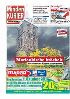 minden verkaufsoffener sonntag 30 september 2017 marienkirche br 246 ckeltminden kurier