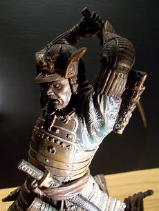 japanese samurai warrior figurines from click to click