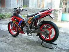Modif Motor Shogun Sp 125 by Modif Suzuki Shogun 125 Sp Bike Wallpapers With Images And