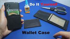 do it your self do it yourself phone wallet diy