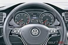 Gti Lenkrad Dicker Als Serienlenkrad Golf 7 Gti
