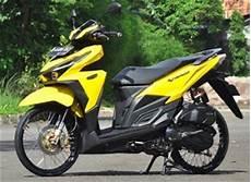 Velg Jari Jari Vario 150 by Modifikasi Honda Vario 150 Esp Velg Jari Jari Ring 17