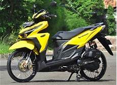 Velg Vario 150 Modifikasi by Modifikasi Honda Vario 150 Esp Velg Jari Jari Ring 17