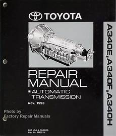 how to download repair manuals 1993 toyota 4runner navigation system toyota 4runner tacoma t100 supra previa automatic transmission repair manual a340e a340f a340h