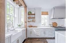 the 15 most beautiful modern farmhouse kitchens pinterest sanctuary home decor