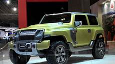 ford troller troller r x concept is a ford bronco for the new