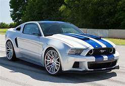 2013 Ford Mustang Shelby GT500 NFS Edition