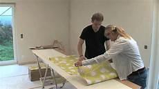 richtig tapezieren papier 5 7 hq