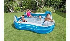 Intex Family Pool - intex family lounge pool toys character