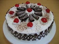 Cara Membuat Kue Ulang Tahun Blackforest Marko Bachun